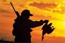 سه شکارچی متخلف در گنبدکاووس دستگیر شدند