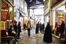 طرح جامع مرمت و احیای بازار فرش مشهد تصویب شد