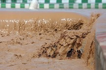 سازه های تقاطعی خطر وقوع سیلاب را در قم تشدید می کند
