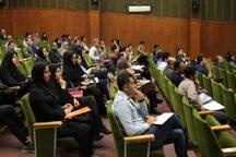 همایش بهداشت، ایمنی و محیط زیست در قزوین برگزار شد