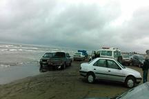 سه ماهیگیر مازندرانی در دریای خزر گم شدند
