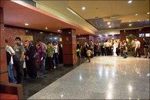 گرمی سینما در سرمای همدان