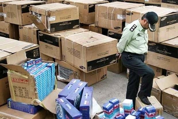 10 میلیارد ریال کالای قاچاق در خوزستان کشف شد