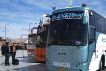 176 هزار و 699 مسافر در فروردین توسط ناوگان عمومی اردبیل جابجا شد