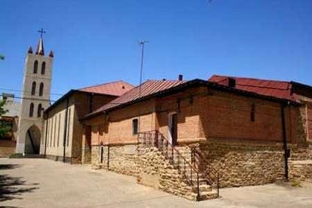 برگزاری آئین قدیسان کلیساها در ارومیه