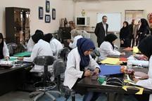 مشاغل خانگی و کارآفرین در آموزش های فنی دامغان تقویت می شود