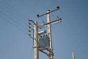 برخورد جرثقیل با کابل برق در قزوین یک مصدوم داشت