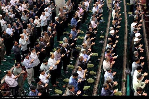 نماز عید فطر در یکهزار مسجد زنجان اقامه می شود