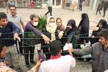 بیش از 36 هزار ماسک میان مردم توفان زده سیستان توزیع شد