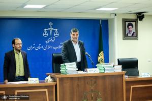 چهارمین جلسه دادگاه رسیدگی به پرونده متهمان نفتی