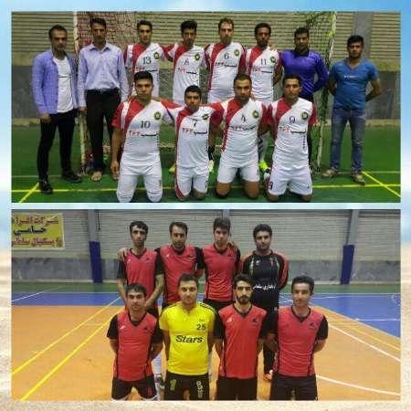 رقابت 20 تیم در مسابقات فوتسال جام رمضان سلماس