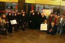کتابخانه روستای محمدصالحی گناوه در جشنواره کشوری رتبه کسب کرد