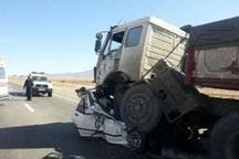 تصادف در هفتکل یک کشته و دو مصدوم برجای گذاشت