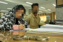 دستگیری زوج زورگیری که با پوشش مسافر از رانندگان سرقت می کردند