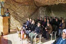 خانواده های شهداء و جانبازان تیپ 40 ارتش تجلیل شدند