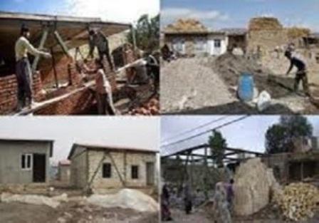 60 درصد واحدهای مسکونی روستایی محلات مقاوم سازی شد