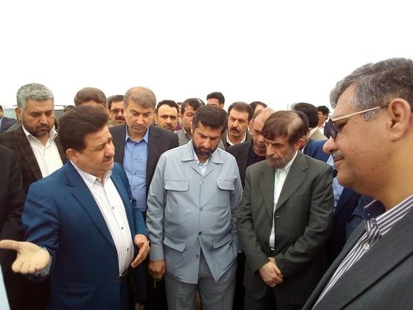 طرح های آبیاری خوزستان در ارتقاء کشاورزی مؤثر است