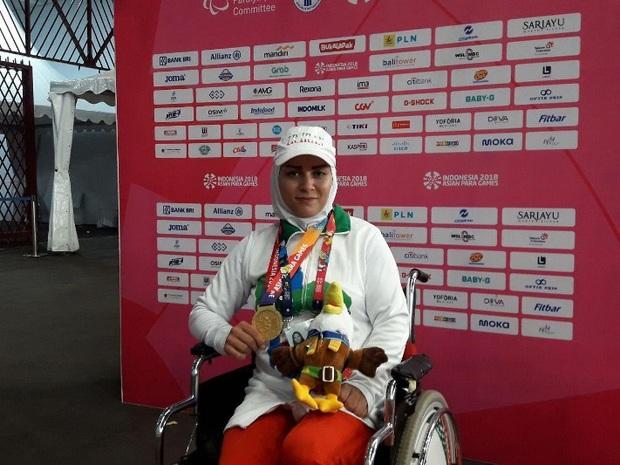 ورزشکاران آذربایجان شرقی از مسابقات پارا آسیایی 7 مدال گرفتند