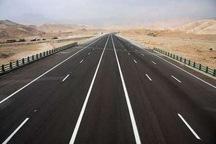 کارگاه جاده ای در آزاد راه کرج  - تهران فعال شد