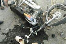 ۳۶ یزدی راکب موتورسیکلت در حوادث درون شهرها فوت کردند