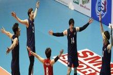 قعرنشینی نایب قهرمان آسیا با شکست برابر کره جنوبی