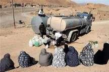 کمبود علوفه و آب در مناطق عشایری گچساران
