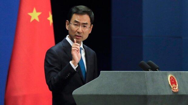 واکنش چین به ادعای امروز بریتانیا در مورد سپاه