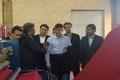 معاون وزیر صنعت از چند واحد تولیدی استان یزد بازدید کرد