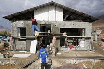 کار سقف گذاری بیش از هفت هزار واحد زلزله زده شهری در سرپل ذهاب به پایان رسید