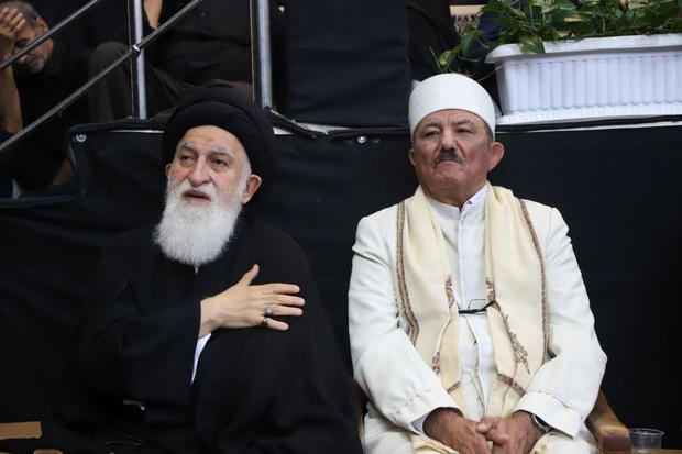 رئیس انجمن موبدان زرتشتیان ایران: امام حسین(ع) متعلق به همه جهان و جهانیان است/ از خداوند می خواهم دل های ما بیش از پیش به همدیگر نزدیک شود