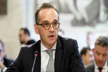 امیدواری وزیر خارجه آلمان به نهایی شدن ساز و کار مالی با ایران