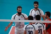 والیبالیست های ارومیه ای مدال طلای بازی آسیایی را بر گردن آویختند