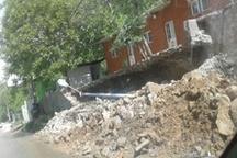 خسارات زلزله سیسخت  و یاسوج در دست بررسی است