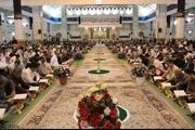 آش 'قول هو الله' سنتی رمضانی درقم