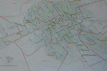 نقشه اطلاعات مکانی ایمنی شهر کرمان تهیه شد