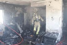 انفجار گاز در چایپاره دو مصدوم برجای گذاشت