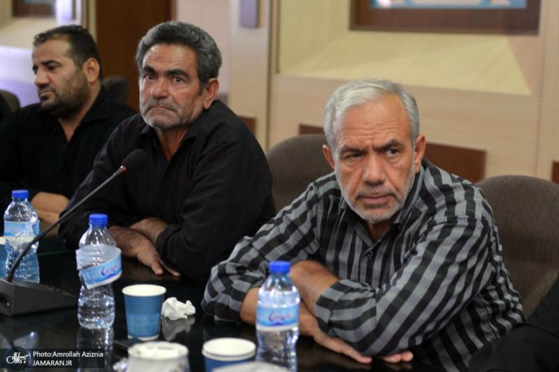 جلسه هماهنگی هیات های مذهبی در حرم مطهر امام خمینی(س)