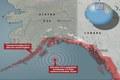 زلزله 8.2 ریشتری در آلاسکا و احتمال وقوع سونامی