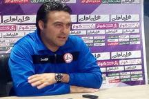 سرمربی تیم نفت تهران: مساوی به ضرر هر دو تیم است