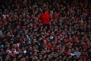 حاشیه بازی پرسپولیس و سپاهان/ فحاشی و درگیری وجه مشترک هواداران دو تیم