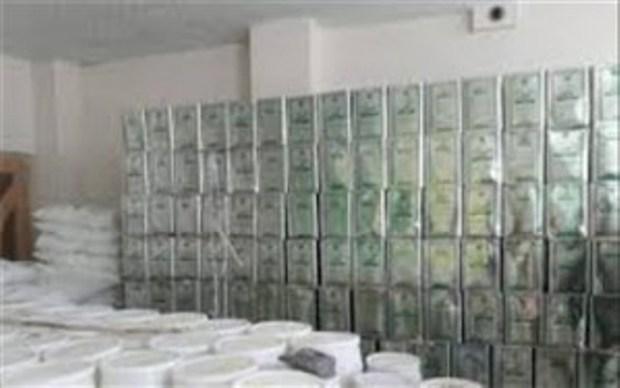 کشف 20 میلیارد ریال روغن خوراکی قاچاق و غیرمجاز درالبرز
