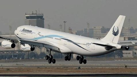 نرخ پروازهای اربعین باارز بازارثانویه
