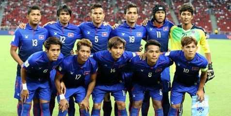 بازیکن کامبوج: میخواهیم بهترین نمایش را مقابل ایران داشته باشیم