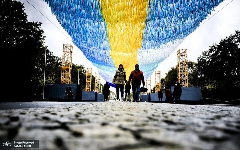 منتخب تصاویر امروز جهان- 14 آبان
