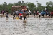 یکهزار سیل زده شادگانی ساکن در اردوگاه به روستاها بازگشتند