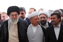 گفت و گویی منتشر نشده با آیت الله هاشمی(ره) در مورد خانه نشینی احمدی نژاد: فکر می کرد اگر مقاومت کند آقا می شکند
