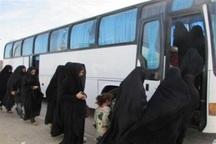 اعزام 1500 قلعه گنجی به مشهد مقدس در قالب طرح زائران حرم رضوی