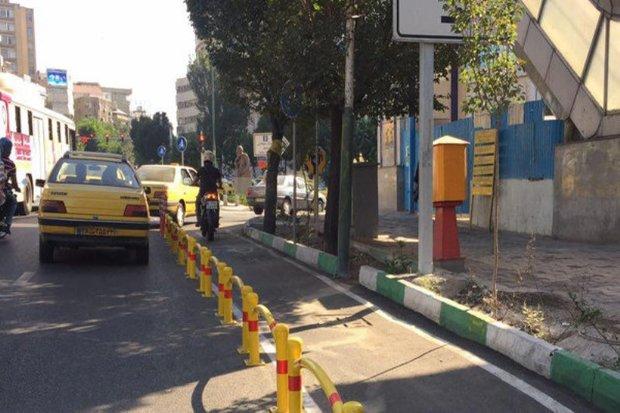 110 خیابان پایتخت تا پایان برنامه سوم توسعه استاندارد می شود