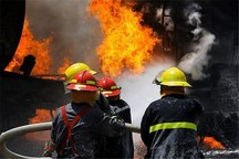 آتش سوزی بازار کفاشان تبریز مهار شد
