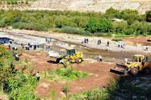 اسناد 20 هزار کیلومتر از حریم رودخانه های کشور صادر شده است